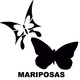 Pegatinas Mariposas