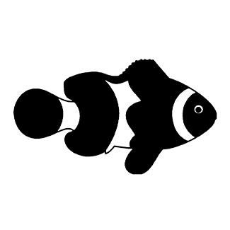Adhesivos pegatinas peces pez payaso for Pegatinas de peces