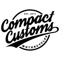Adhesivo Indian Compact Customs